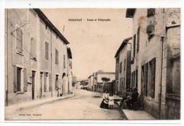 Pusignan-Poste Et Télégraphe - Otros Municipios
