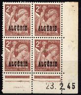 ALGÉRIE  - 234** - TYPE IRIS - Nuevos