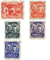 Ref. 21479 * MNH * - SPAIN. 1945. ANTI-TUBERCULOSIS . ANTITUBERCULOSIS - 1931-50 Unused Stamps
