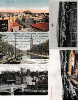 N 189  Lot 100 CPA Différentes Etrangères - 100 - 499 Cartoline