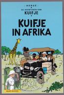 Carte Maximum - FDC - Kuifje In Afrika - Tintin En Afrique - Hergé - Timbre N° 3048- 2001 - 2001-2010