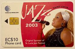 Jazz Festival '03 - Sainte Lucie