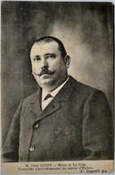 M. Léon GUEIT - Maire De LA CRAU - Conseiller D'Arrondissement Du Canton D'Hyères - La Crau