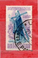 Italia NUOVO °-1948 - Santa Caterina- 5 Lire . Unif. 575. Usato - 1946-60: Used