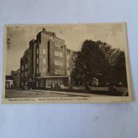 Valkenburg // Hotel Pension Franssen Met Tuin 1927 Onderrand Defect - Valkenburg