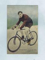 CPA Cyclisme Édition M. Rosenberg, Bruxelles. Georges PARENT, Champion De France, Sur Bicyclette Dürkopp. - Wielrennen