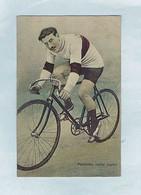 CPA Cyclisme Édition M. Rosenberg, Bruxelles. Georges PASSERIEU, Routier Anglais. - Wielrennen
