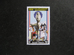 Nouvelle-Calédonie:  TB N°1374, Neuf XX . - Unused Stamps