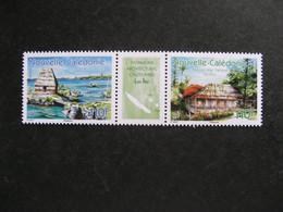 Nouvelle-Calédonie: TB Bande N°1376/1377, Neuve XX . - Unused Stamps