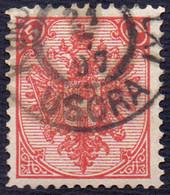 BOSNA - BOSNIA & H. - K.u.K. -  DEF.  USORA  Perf  11½  - Used - 1897 - Bosnia Herzegovina