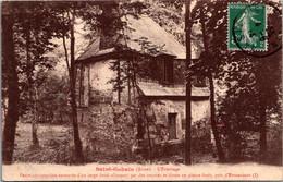 02 Saint Gobain - L'Ermitage - Petite Construction Entourée D'un Large Fossé Alimenté Par Des Sources - Other Municipalities