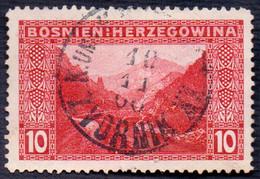 BOSNA - BOSNIA & H. - K.u.K. -  MILITARPOST  XX  ZVORNIK - Used - 1900 - Bosnia Herzegovina