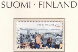 FINLANDIA 2000 MERCATO ARINGHE N. 1476  MNH** - Nuevos