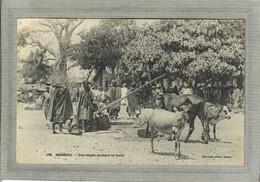 CPA - SENEGAL - Aspect D'une Escale Pendant La Traite En 1900 - Senegal