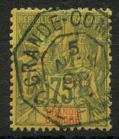 Grande Comores (1897) N 12 (o) - Oblitérés