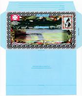 WALLIS ET FUTUNA 2003 - Yv. Aérogramme 1 **   Cote= 5,00 EUR - Aéroport De Hihifo  ..Réf.W&F23574 - Aerogrammes