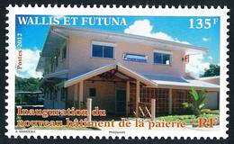 WALLIS ET FUTUNA 2012 - Yv. 771 **  - Architecture. Batiment De La Paierie  ..Réf.W&F23480 - Unused Stamps