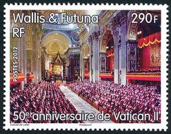 WALLIS ET FUTUNA 2012 - Yv. 774 **  - Concile Vatican II à St-Pierre De Rome  ..Réf.W&F23482 - Unused Stamps