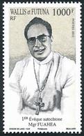 WALLIS ET FUTUNA 2012 - Yv. 780 **  - Mgr Fuahea, 1er évêque Autochtone  ..Réf.W&F23484 - Unused Stamps
