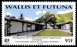 WALLIS ET FUTUNA 2012 - Yv. 772 **  - Délégation Reconstruite Après Cyclone Tomas  ..Réf.W&F23481 - Unused Stamps