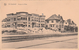 Saint - Idesbald  , St - Idesbald ,( Koksijde Coxyde ), Groupe De Villas - Koksijde