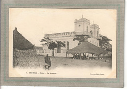 CPA - SENEGAL - Mots Clés: Ethnographie : Pileuse De Couscous En 1900 - Senegal