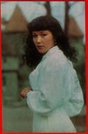 01198 Tamara Shakirov Uzbekistan Uzbek Actor Actress Actor Actress Movie Actor Actress Film 1983 USSR Soviet Card - Acteurs