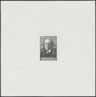 FM - Feuillet Ministériel (1956) : N°997 Edouard Anseele - Fogli Ministeriali