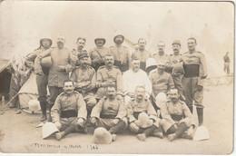 1914 : Carte Photo 139éme Régiment Territorial Au Maroc - Regimientos