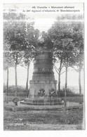 Vionville Monument Du 24e Régimeny D' Infanterie, 4e Brandebourgeois Rameau édit. - Altri Comuni