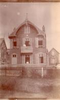 Photographie Anonyme Vintage Snapshot Maison House Architecture - Ohne Zuordnung