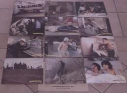12 PHOTOS FILM FRANKENSTEIN 90 JESSUA ROCHEFORT MITCHELL GELIN 1984 Série B - Photographs