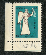 W 16967 *Offers Welcome* 1969 Sc.1527  Mnh** - Iran