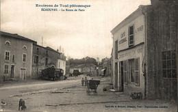 N°9594 R -cpa Ecrouves -la Route De Paris- - Sonstige Gemeinden