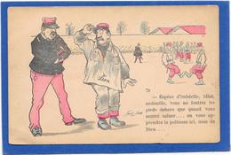 XAVIER SAGER - Humour Militaire - Espèce D'imbécile..... - Sager, Xavier