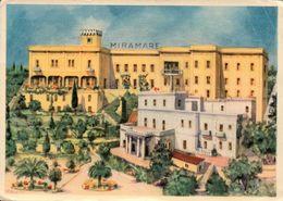 Italie , Cpm  TAORMINA , Grand Hotel MIRAMARE (22740) - Otras Ciudades