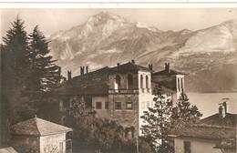 ITALIE.  GRAVEDONA . ANTICO PALAZZO FROVA. 1929 . Timbre 183. - Altre Città