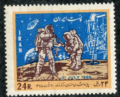 W 16986 *Offers Welcome* 1969 Sc.1516  Mnh** - Iran