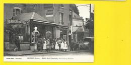 ORLEANS Hôtel De L'Abattoir Pompe Essence Mobiloil... (Eudox Kisly) Loiret (45) - Orleans