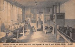 DIEPPE - Laboratoire Electrique, Rue Théophile Gelée - Agence Régionale SLEM - Dieppe