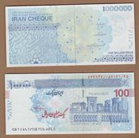 AC - IRAN 1 000 000 RIALS UNCIRCULATED - Irán