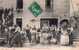 FOUGEROLLES  Industrie Du Pays  Tonnellerie - Other Municipalities