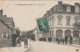 St - AMAND - MONTROND - L'Eldorado  Trés Animé - Saint-Amand-Montrond