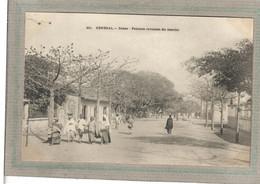 CPA - DAKAR (Sénégal) - Aspect Des Femmes Revenant Du Marché En 1900 - Senegal