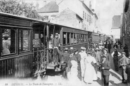 LUXEUIL  Le Train De Faucogney - Luxeuil Les Bains