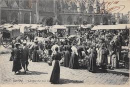 DIEPPE - Le Marché Aux Légumes - Dieppe