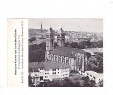 4500 OSNABRÜCK, Herz-Jesu-Kloster Und Herz-Jesu-Kirche - Osnabrueck