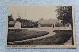 Camp D' Avord, Mess De Garnison, Militaria, Cher 18 - Avord
