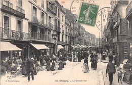 DIEPPE - Grande Rue - Dieppe