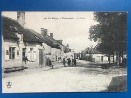 Plaimpied Bourges Trouy 18 La Place RARE - Bourges